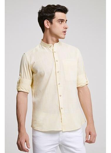 TWN Gömlek Sarı